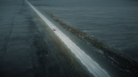 Driving-Through-Black-Sand-Landscape