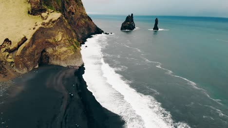 Aerial-View-of-Basalt-Sea-Stacks