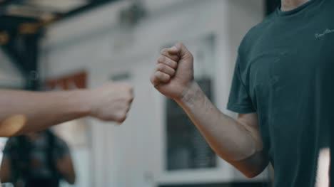 Slow-Motion-Fist-Bump