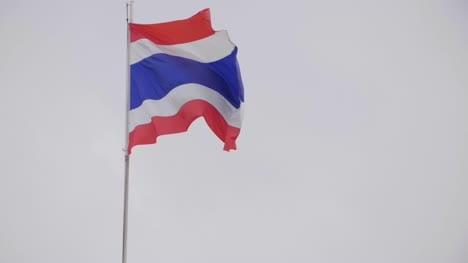 Slow-Motion-Thai-Flag-Flying